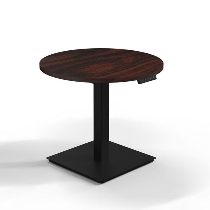 單腳電動升降桌