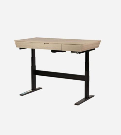 電動升降桌 + 自定桌面