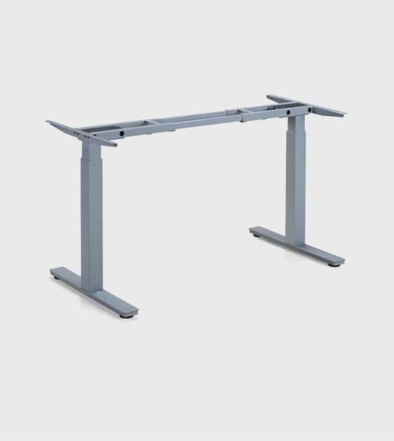 電動升降桌 (高69-117cm) – 2節雙摩打連桌面