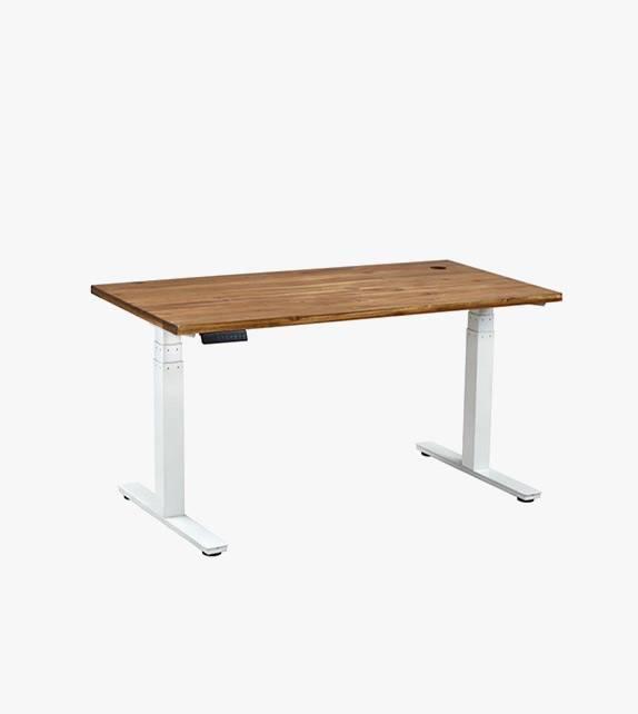 電動升降桌 (高64-129cm) – 3節雙摩打連桌面