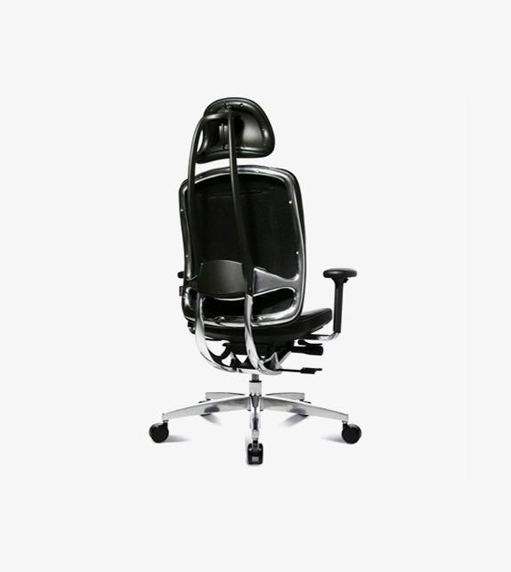 Wagner Alumedic Limited S型人體工學椅