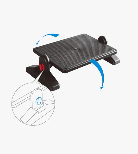 人體工學腳踏板 03