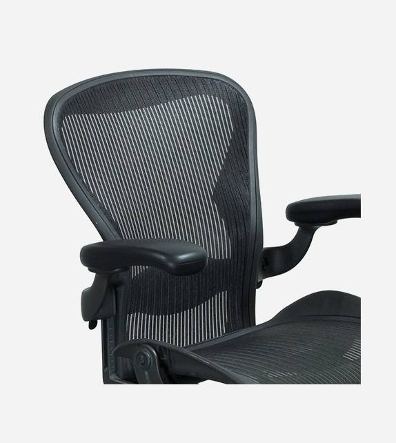 Used Herman Miller Aeron Chair – Graphite