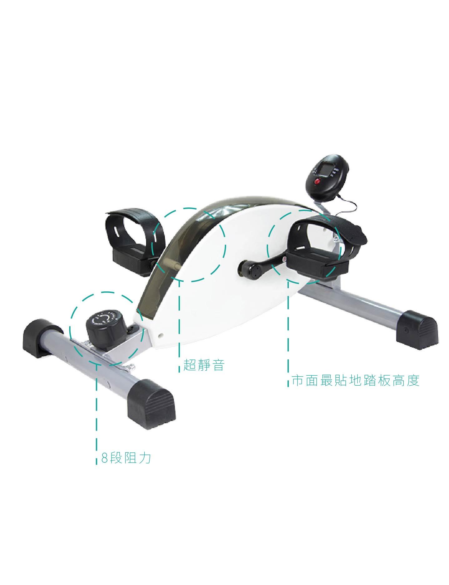 Mini Under Desk Cycle Pedal Exerciser