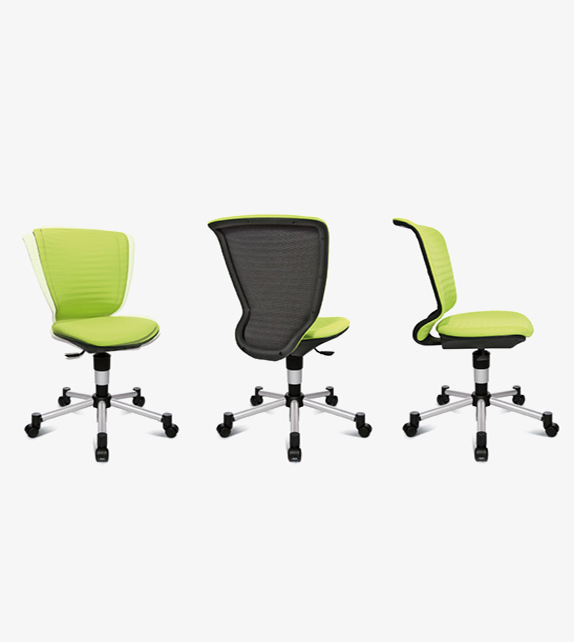 兒童人體工學椅 – TopStar Titan junior 3D