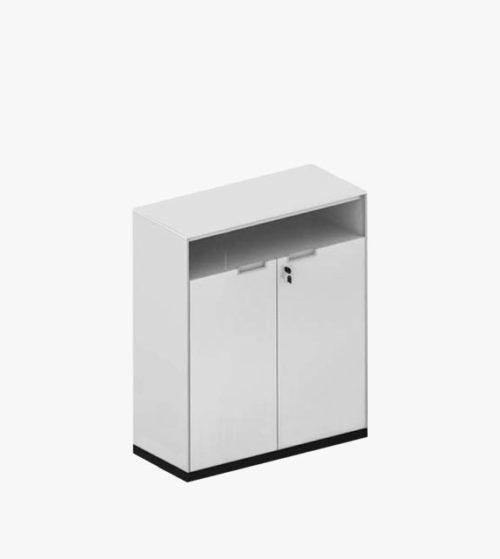 空格雙門文件櫃