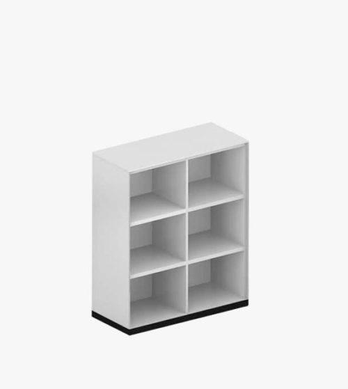 空格文件櫃 – 六格