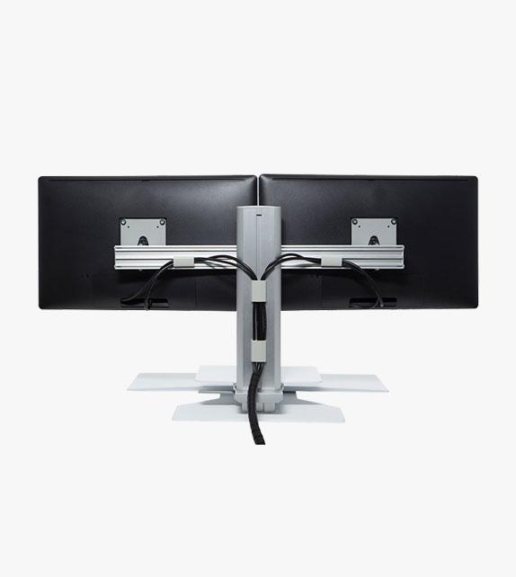 Uprite Ergo 站立工作站 – 雙螢幕
