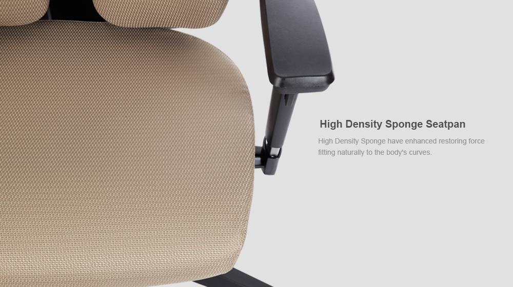 DUOREST Alpha A50H 人體工學椅