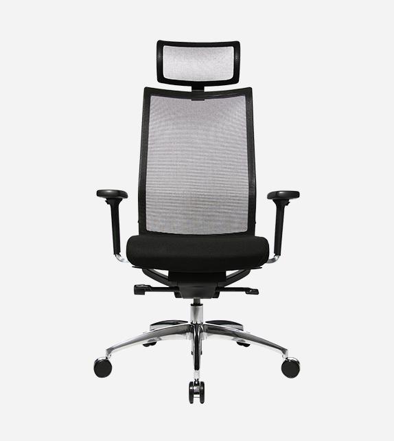 Wagner Ergomedic 100-2高背人體工學椅