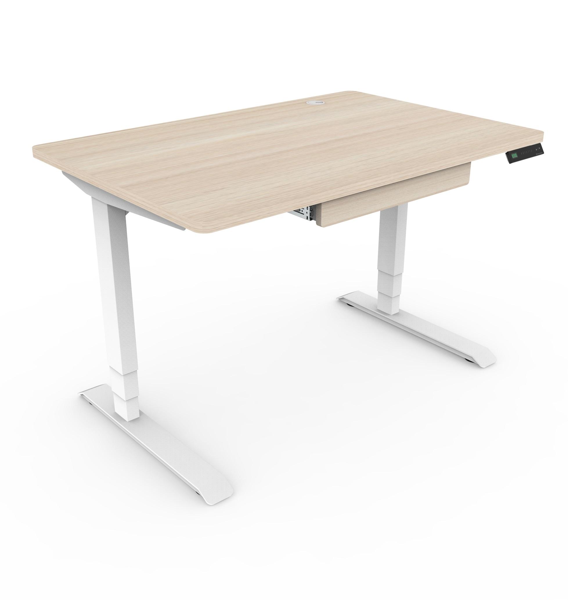 淨儲物抽屜 供電動升降桌使用