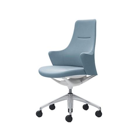 Okamura Lives 日本製高背工作椅
