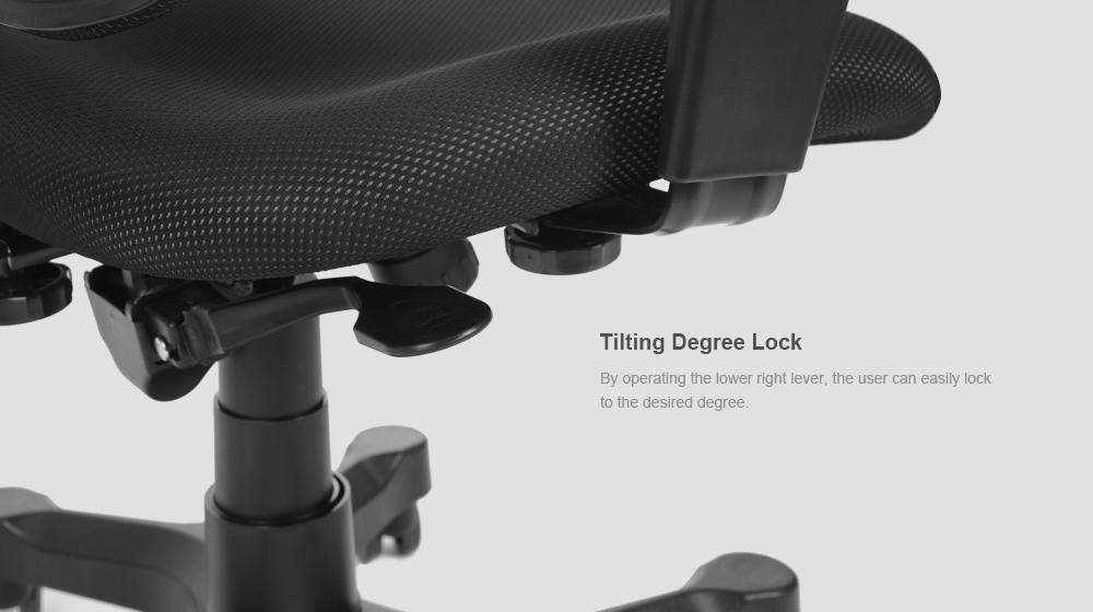 Duorest DR7500G 雙背椅