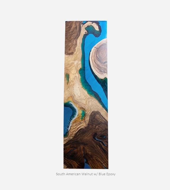 訂製實木餐桌 河流桌